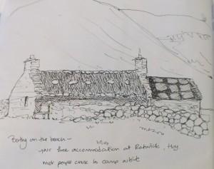 bothay sketch
