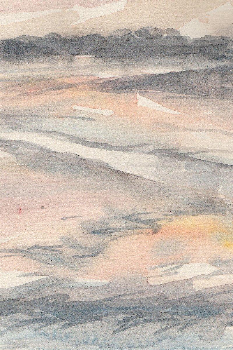 dawn sketch