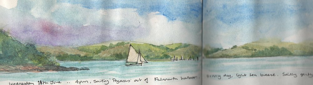 falmouth vista sketch