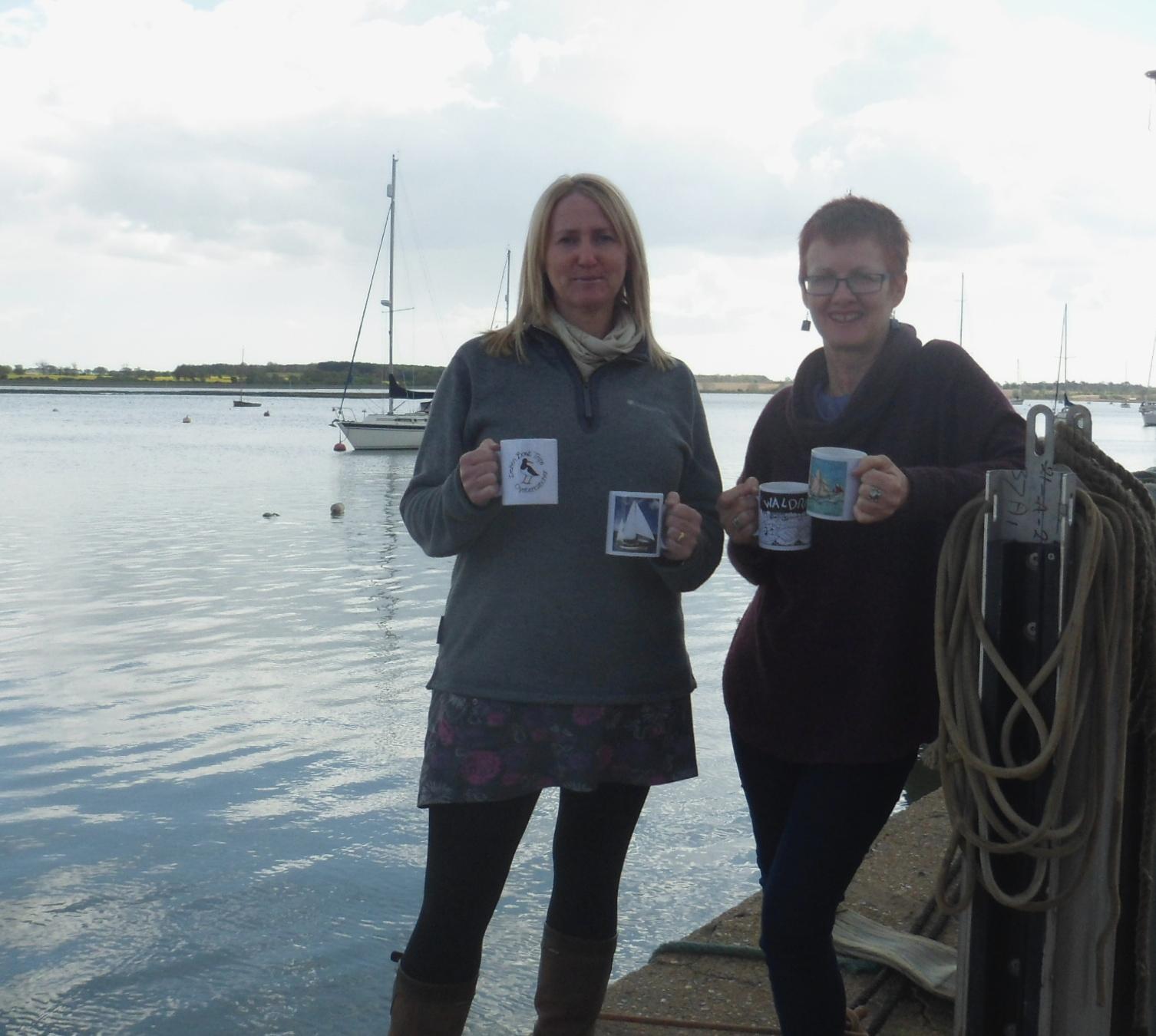 quayside mugs