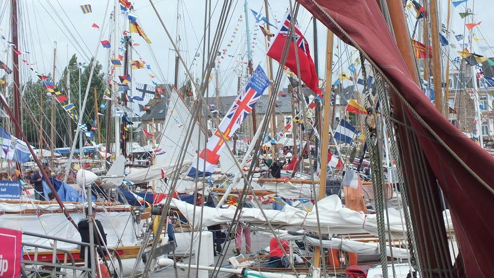 sea of sails