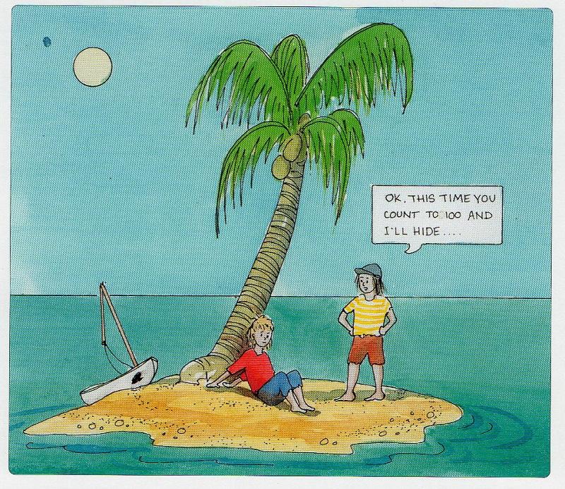 blog 3 treasure island